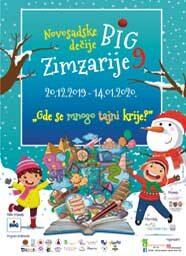 Program Novosadskih dečijih Zimzarija