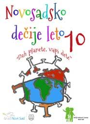 Program Novosadskog dečijeg leta